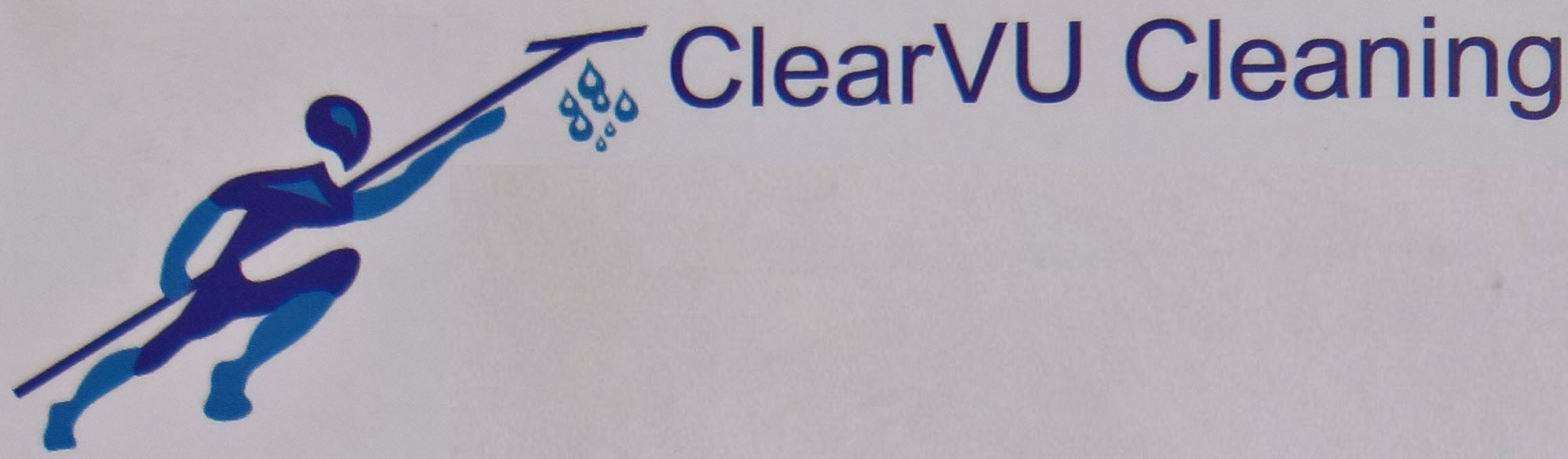 ClearVU Cleaning Logo