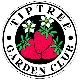 Image of Tiptree Garden Club Logo