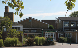 Photograph of Thurstable School