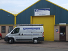 Picture of Craftsman Glass van and premises