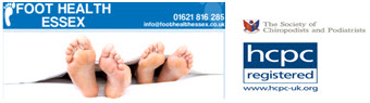 Foot Health Essex Logo